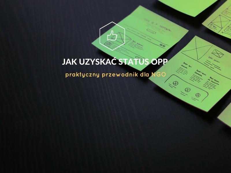 jak uzyskać status OPP