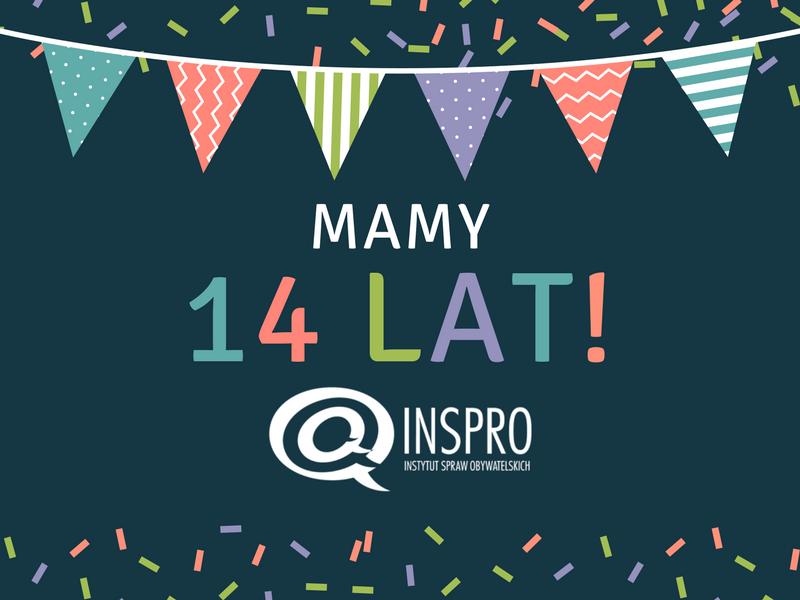 14 urodziny