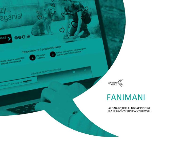 FaniMani jako narzędzie fundraisingowe dla organizacji pozarządowych